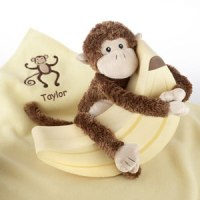 Plush The Monkey Magoo Gift Set
