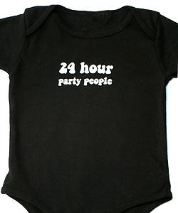 24 Hour Party People Onesie