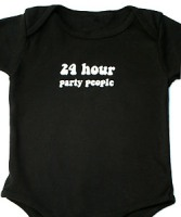 24 Hour Party People Onesie