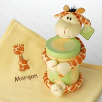Jojo The Giraffe Gift Set