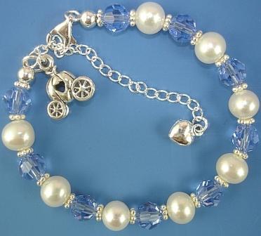 Cinderella'sCoach Bracelet