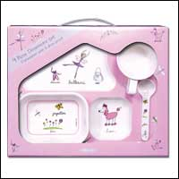 Ballerina Meal Set