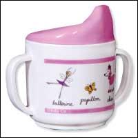 Ballerina Sippy Cup