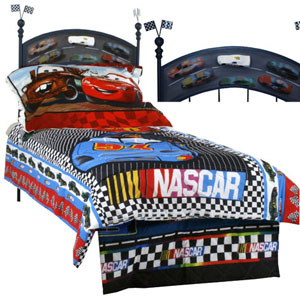 Iron Car Bed