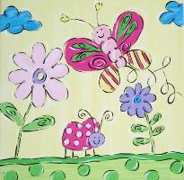 Garden Friends Art