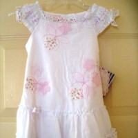 Biscotti Floral Dress