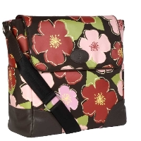 Scarlet Poppies Clara Shoulder Bag
