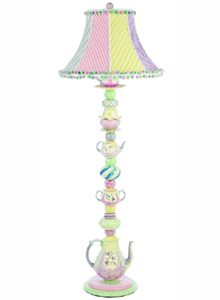 Tea Party Floor Lamp