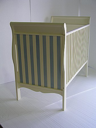 Cabana Stripe Crib
