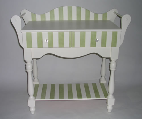 Cabana Stripe Minihutch