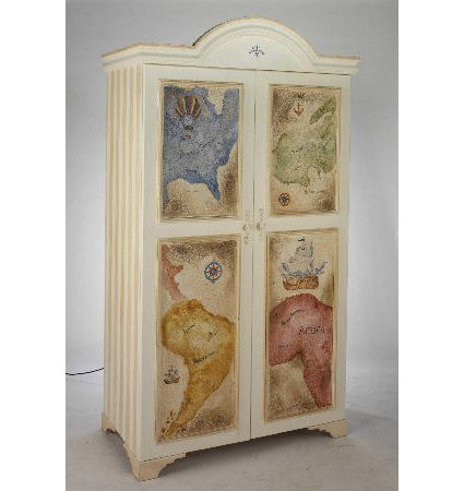 World Traveler Armoire