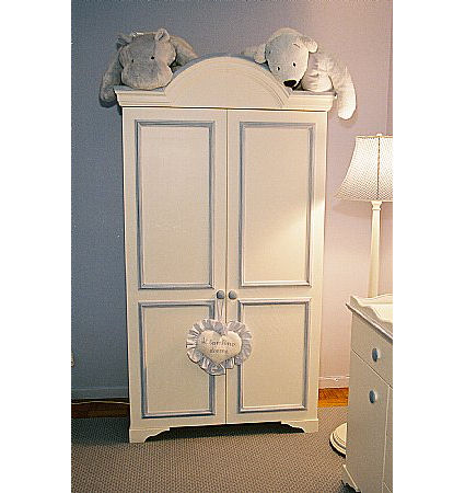 Shades of Color Armoire