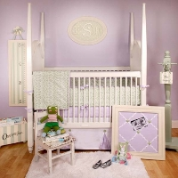 Sweet Dreams Baby Bedding