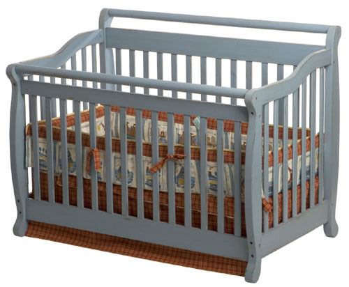 Resters Nest Crib