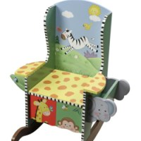 Safari Potty Chair