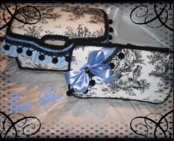 Paris Blue Gift Set