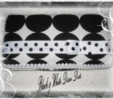 Black and White Dot Case
