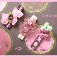 Girl Detective Trio