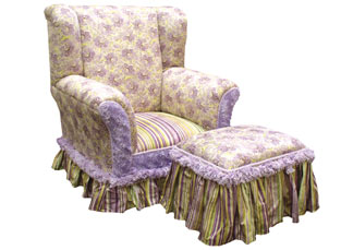 Child Wingback Chair Hipster