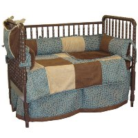 Pixels Crib Bedding