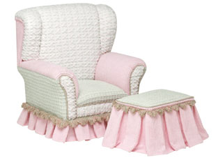 Child's Wingback Chair  Primrose