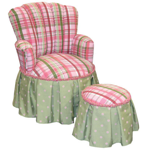 Child's Princess Chair Tutti Fruitti