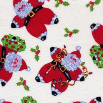 Star Santa Pajamas