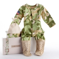 Big Dreamzzz Camo Layette