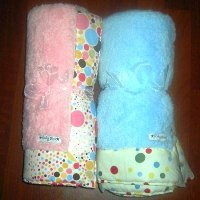 Baby Star Poodle Blankets