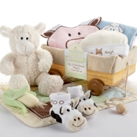 My Little Farmhouse Wagon Gift Set