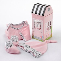Welcome Home Layette Gift Set Pink