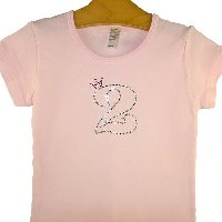 Bling birthday Shirt In Any Number
