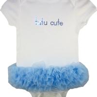 Tutu Cute Onesie Fluff