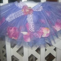 Blueberry Bliss Tutu