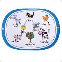 Farm Placemat