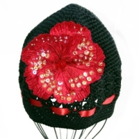 Holiday Crochet Hat