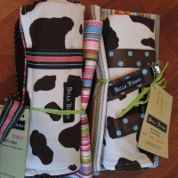 Animal Print Buttie Gift Set