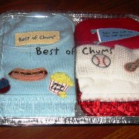Baseball Outfit and Gift Set
