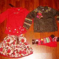 Catimini Spirit Ethnique Outfit
