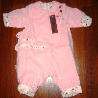 Catimini Urban Fille Coverall
