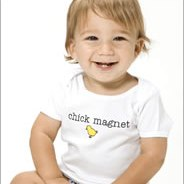 Chick Magnet Onesie