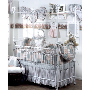 Iron Bow Crib