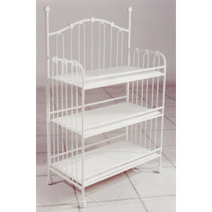 Curved Changing Table