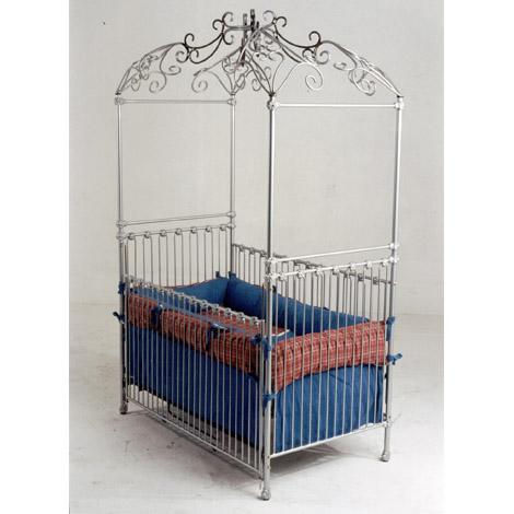 Princess Iron Canopy Crib  sc 1 st  Adriana Primadonna & Iron Canopy Crib