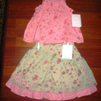 My Michelle Skirt Set