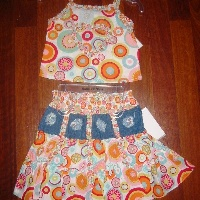 Obladi Oblada Skirt Set