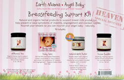 Earth Mama Angel Baby Breastfeeding Kit