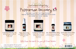 Earth Mama Angel Baby Postpartum Recovery Kit