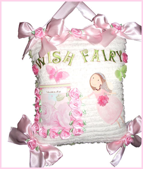Wish Fairy Tooth Fairy Pillow