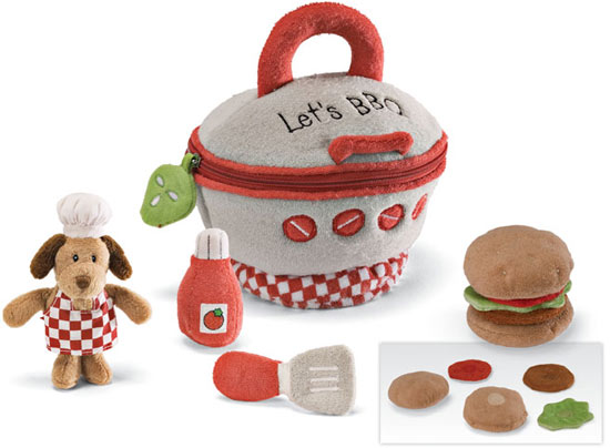 Let's BBQ Playset